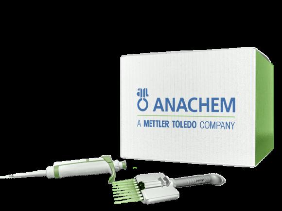 ANACHEM Pipet-Lite LTS Pipette L-100XLS+ package