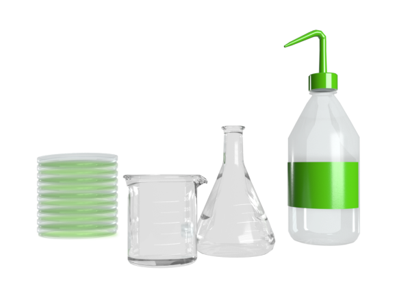 Corning Corning™ PureCoat™ ECM Mimetic Multi-Flask package