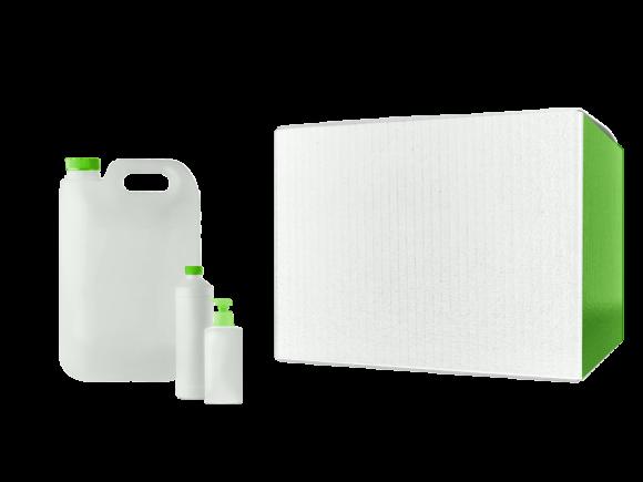 Berry & Associates Process2Clean® Liquid Cleaning Agents, Veltek Associates. SKU: PC-5-1G-01 package