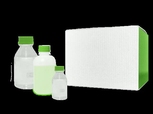 Aqua Solutions Sulfuric acid 50% (v/v) 18 N. SKU: 9000-500MLG package