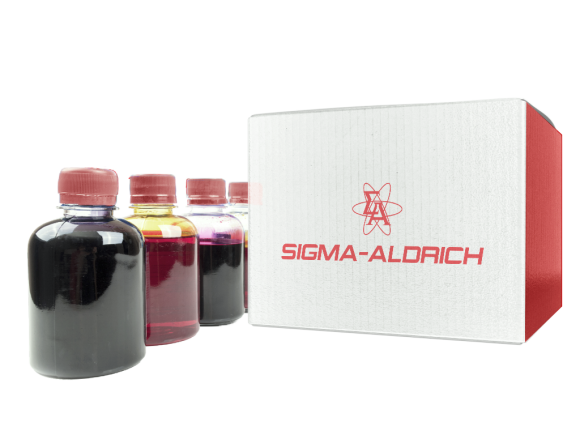 Sigma-Aldrich 1,1,2-Trimethyl-3-(4-sulfobutyl)benz[e]indolium, inner salt SKU : 646679 package