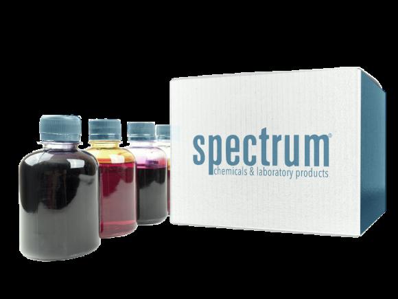 Spectrum Chemical Hematoxylin SKU: HE115 package