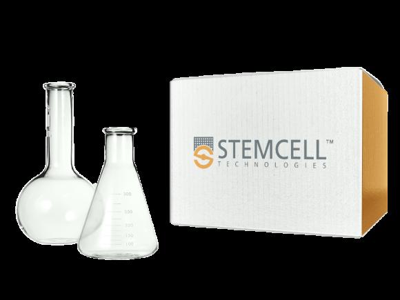STEMCELL Technologies StemSpan™ Spinner Flask SKU: 28800 package
