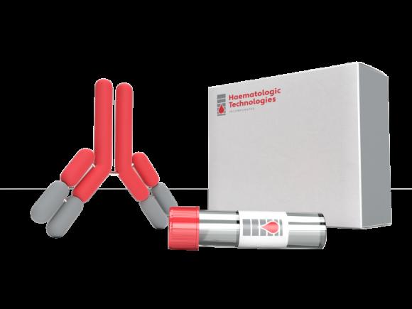 Haematologic Technologies Horse anti-Human Factor V package