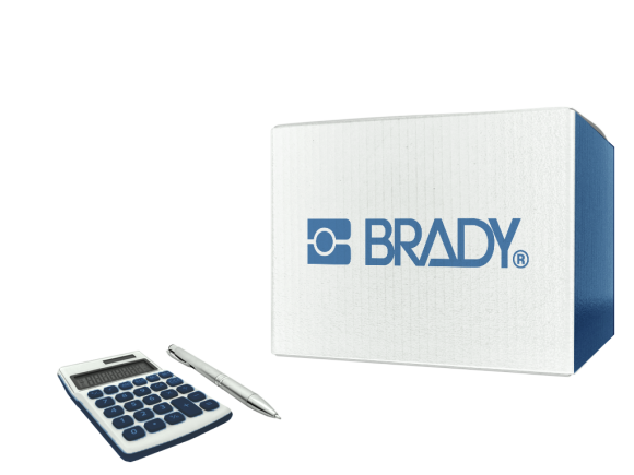 Brady Padlock Tag Do Not Operate/Peligro package