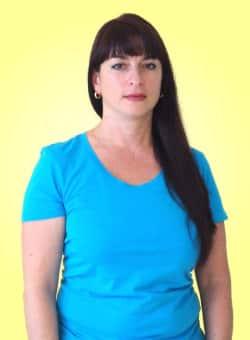 Portraitfoto Zahnarzthelferin Ala Padolnaya