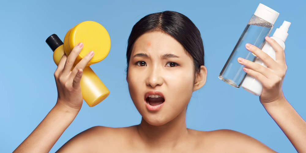 Throwing Money Down the Hole on Facial Products  - Prejuvenation Article Banner
