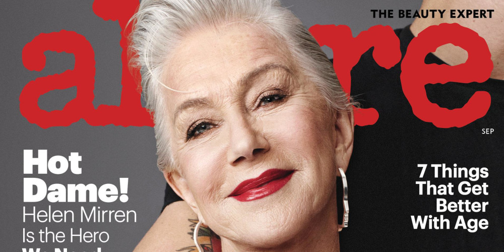 Allure Just Banned The Term 'Anti-Aging' And Everyone Else Should, Too - ZALEA Article Banner