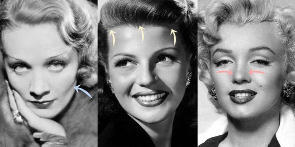 Hollywood Plastic Surgery Secrets: Marilyn Monroe - ZALEA Article Banner