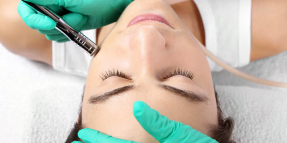 Peel, Microdermabrasion, or Laser? - ZALEA Article Banner