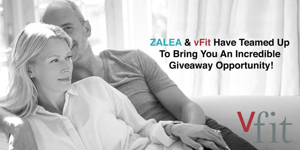 2018 ZALEA vFit Giveaway - ZALEA Article Banner