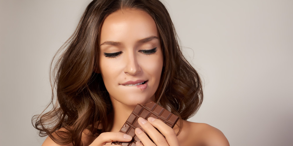 Chocolate and Acne: A Sweet Debate - ZALEA Article Banner