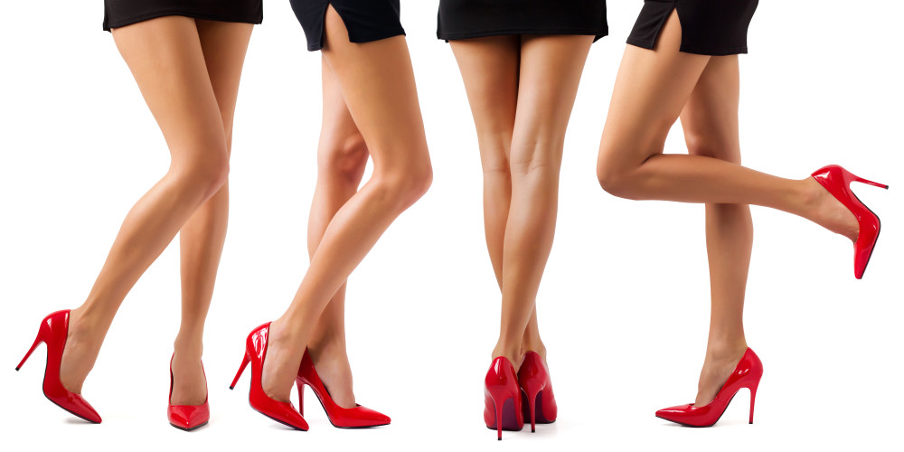 Can We Change the Contour of Our Legs? - ZALEA Article Banner