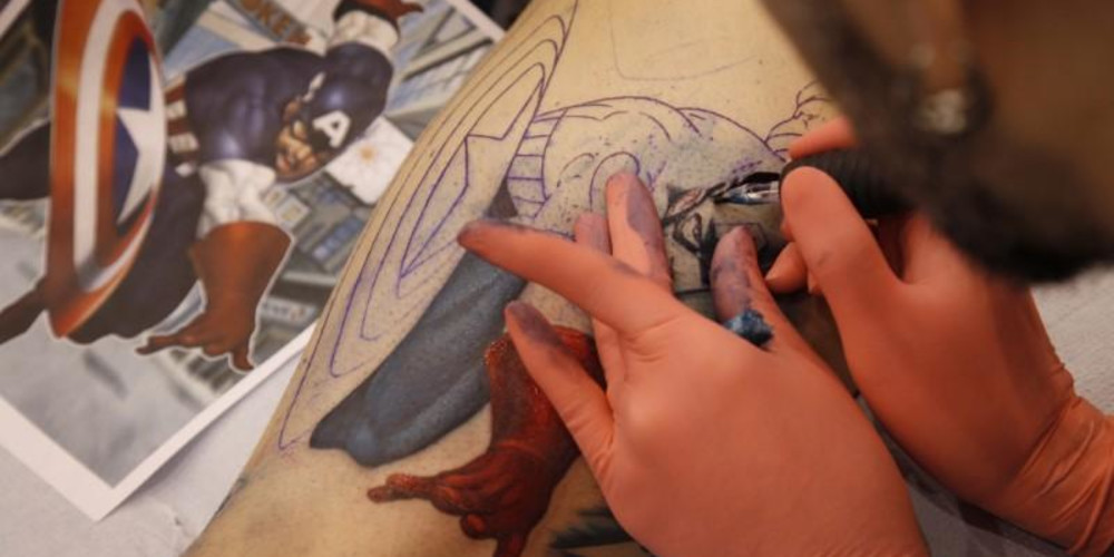 Tattoo Artists and Skin Cancer Detection - ZALEA Article Banner