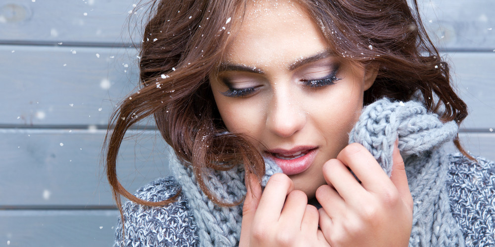 Dry Winter Skin: What Are the Causes & How to Prevent It? - ZALEA Article Banner