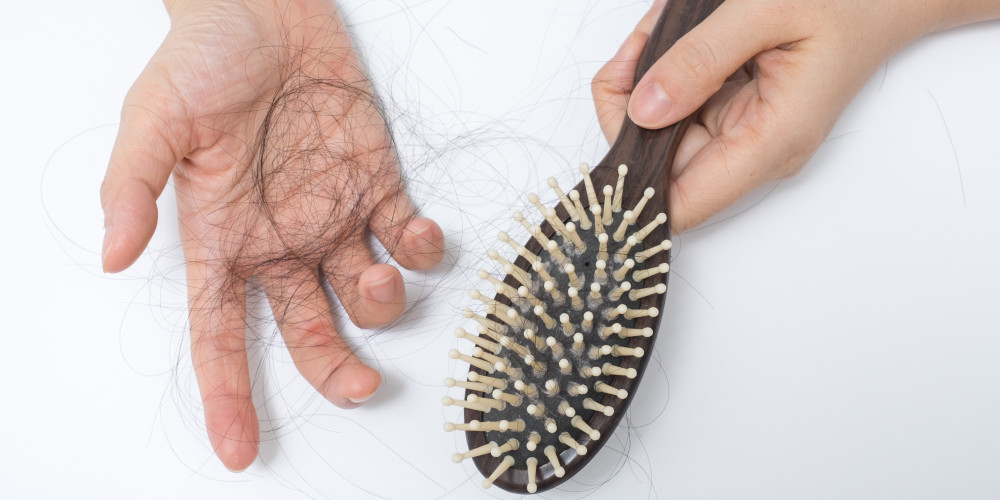 Hair Loss and Treatment Options - ZALEA Article Banner