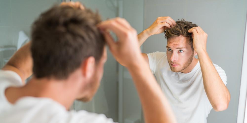 Hair Loss: Is it Reversible?  - ZALEA Article Banner