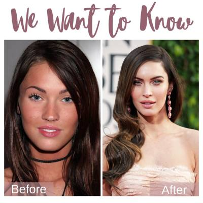 We Want to Know: Megan Fox