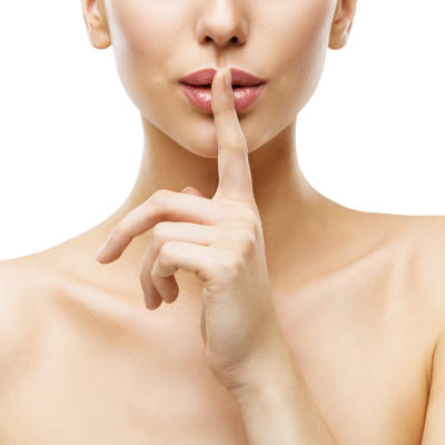 When It Comes To Cosmetic Procedures, That's Between You And Your Doctor