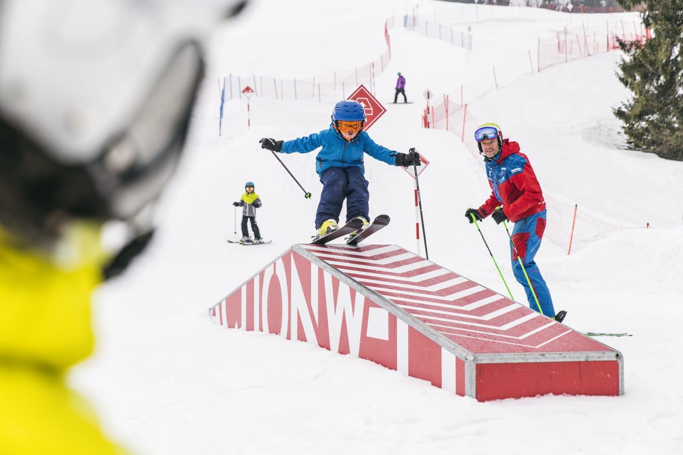 Skikurs Up- / Downbox: Foto Martin Erd
