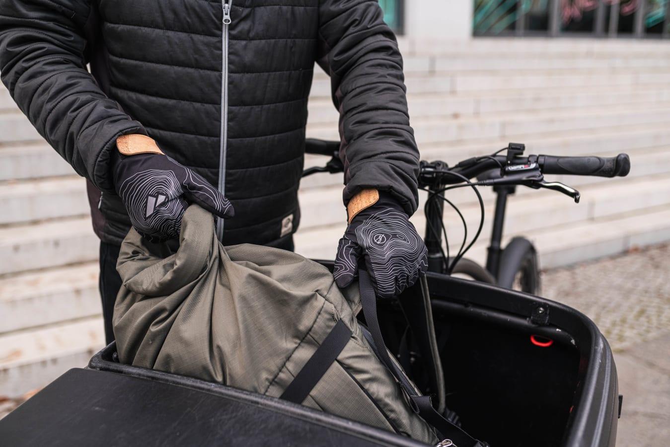 Zanier x Bleed Handschuh Outdoor Handschuh