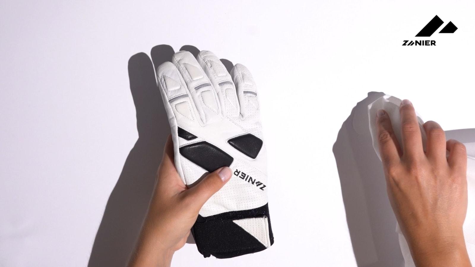 Handschuhe richtig trocknen