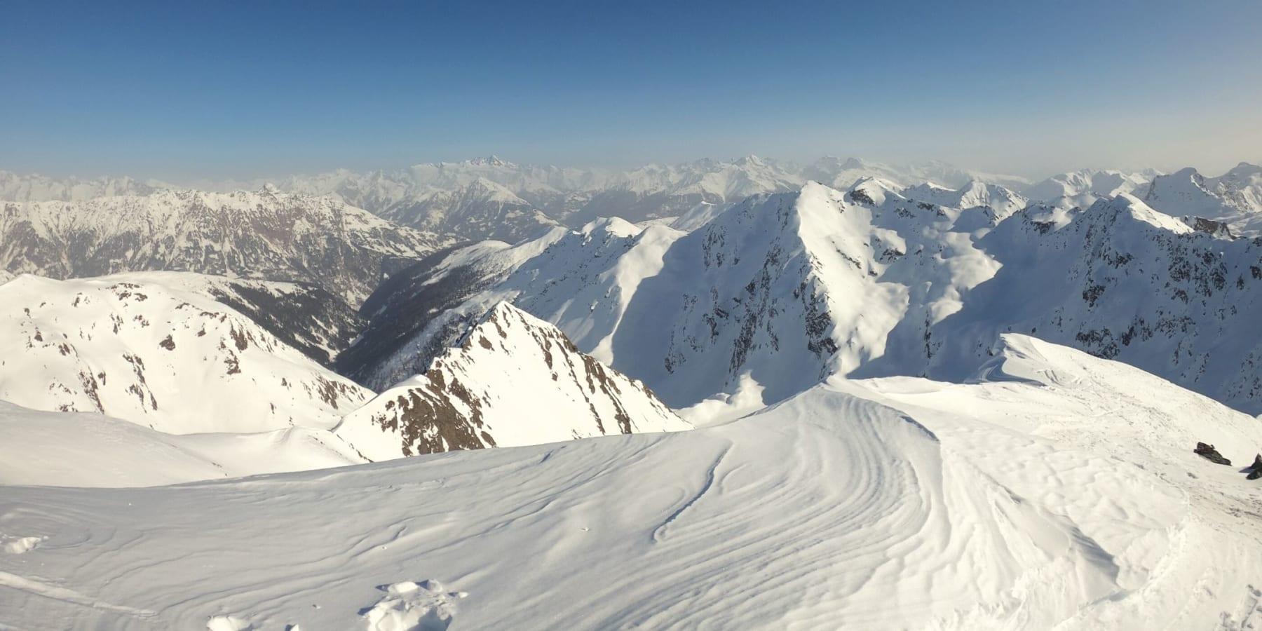 Skitouren-Paradies: Patscherkofel, skitour Patscherkofel