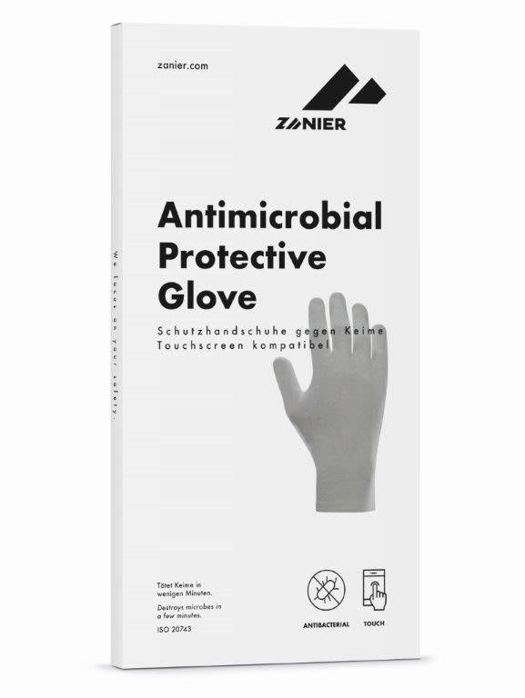 ANTIMICROBIAL PROTECTIVE GLOVE