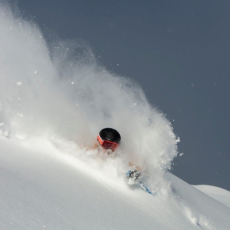 Freeride Zanier Anne Wangler Snow Paradise Pow