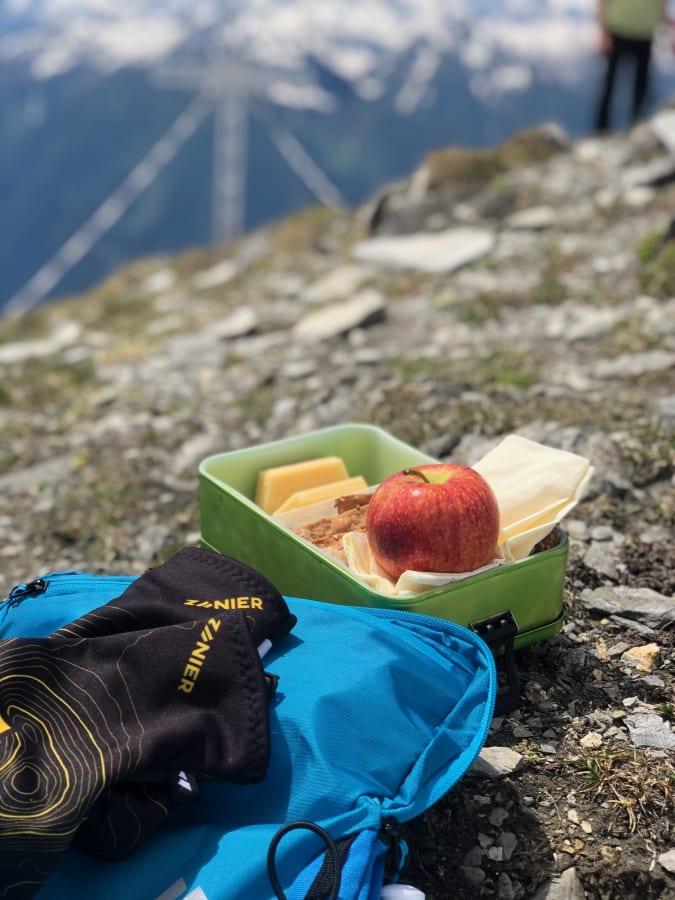 Nachhaltige Snacks, Zanier Wanderhandschuhe