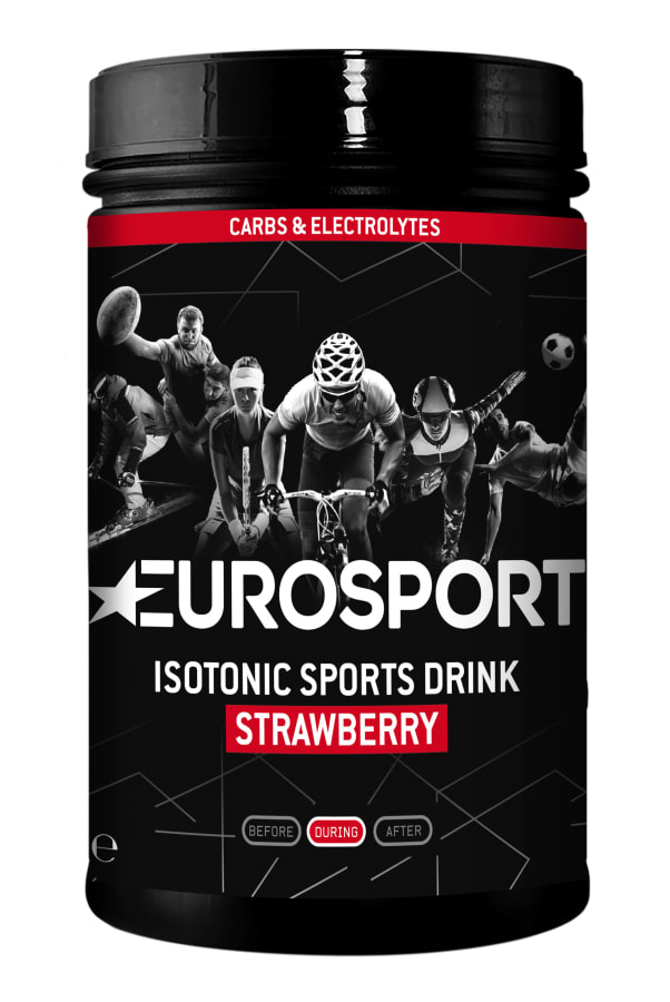 Isotonic Sports Drink – Strawberry 6 PACK
