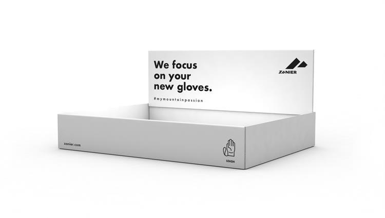 LEASH BOX (10 prs.)