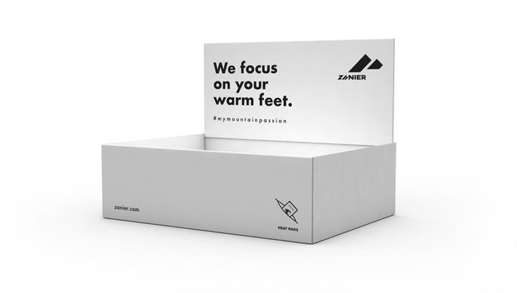 TOE WARMERS - 40/Box