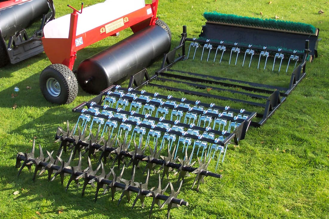 SCH Grass Care System 48 inch