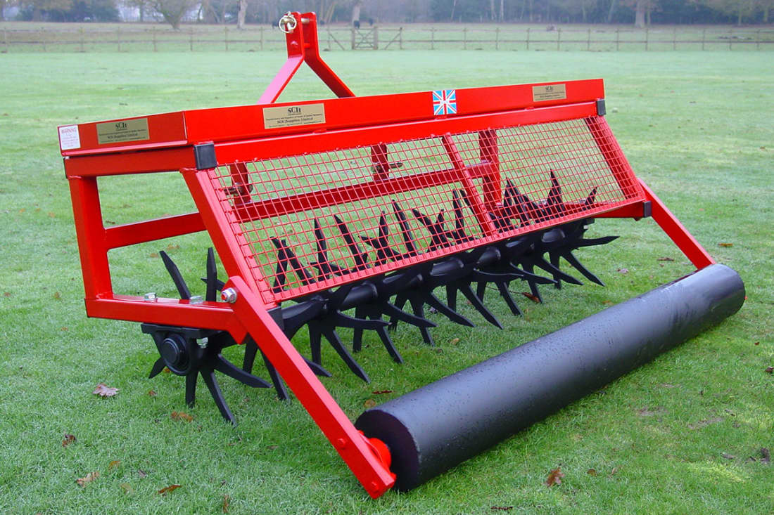 SCH DAM Mounted Aerator Attachment for 60 inch D System