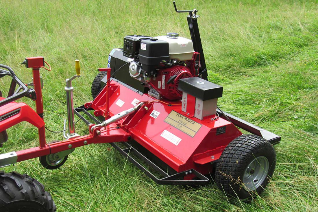 SCH FM48 48 inch Flail Mower