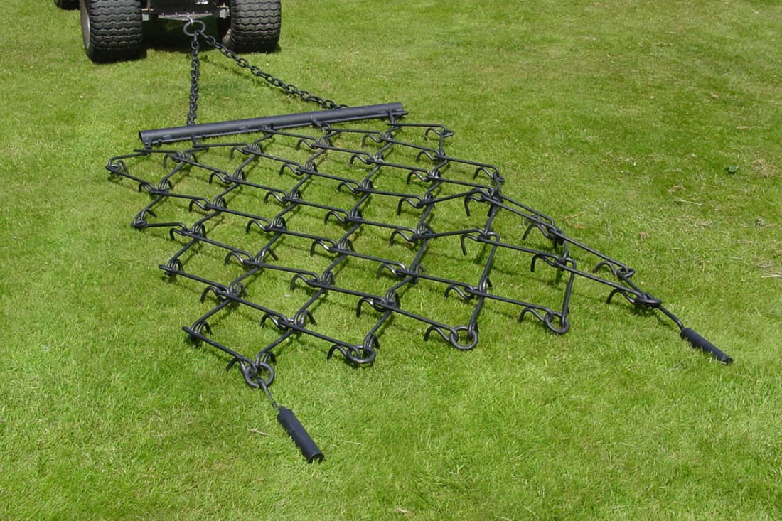 SCH MCH 48 inch Mini Chain Harrow