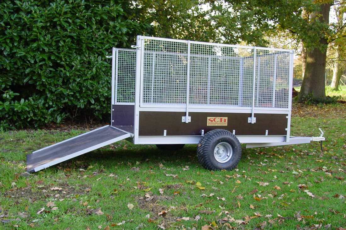 SCH GPATV 750kg General Purpose ATV Trailer
