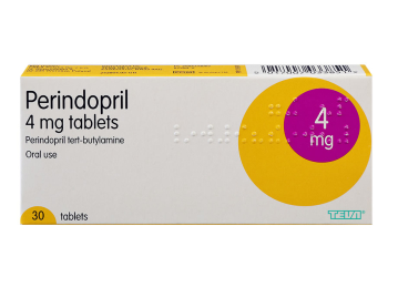 30 pack of 4mg perindopril tert-butylamine oral tablets