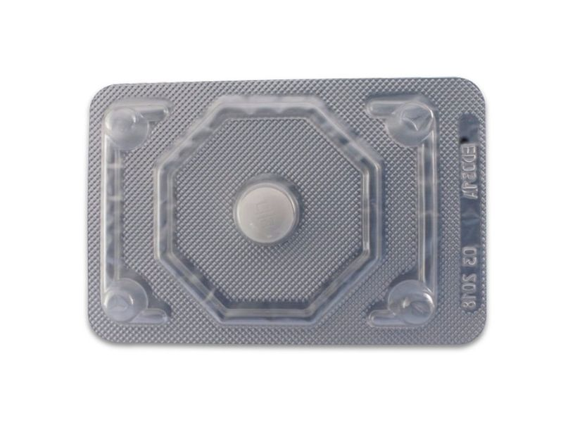 Front of blister pack for ellaOne