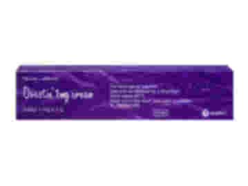 Pack of 1 15g tube of Ovestin 1mg/g estradiol intravaginal cream and applicator