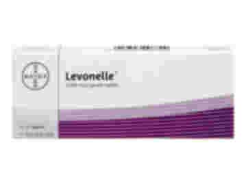 Pack of 1 1.5mg Levonelle oral tablet