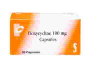 50 pack of doxycycline 100mg capsules