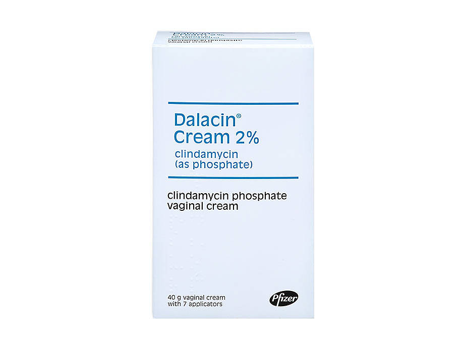 vaginal of cream Side effects clindamyacin