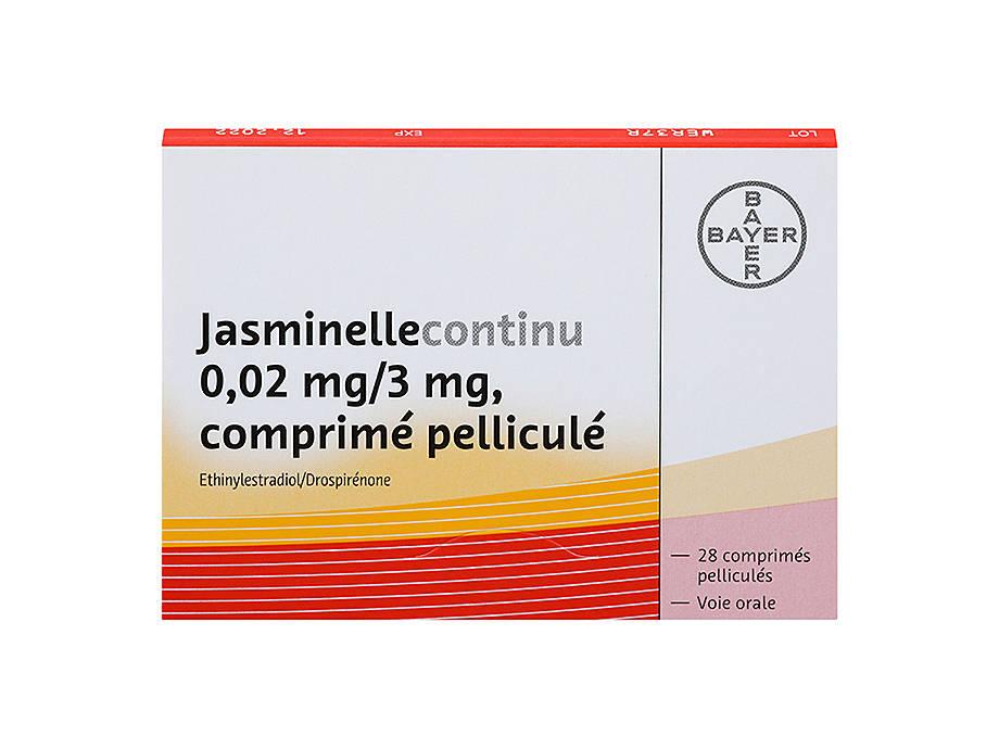 Pilule contraceptive Jasminellecontinu® | Zava