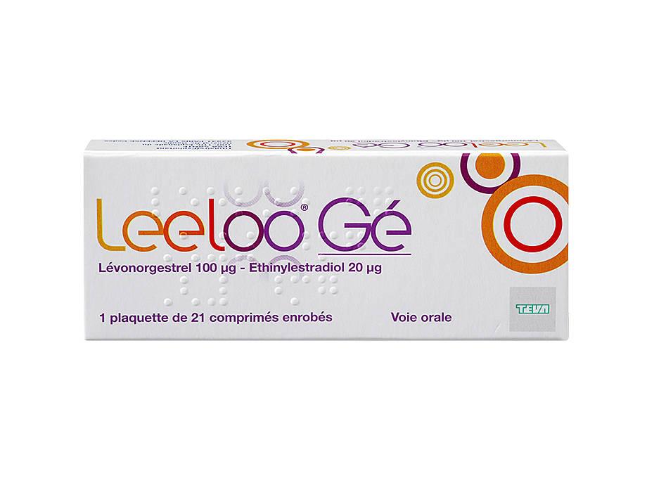 Pilule Leeloo 0 01mg 0 02mg Posologie Effets Secondaires Informations Zava