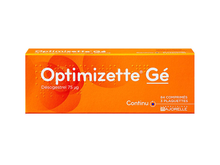 optilova 20 pilule progestative