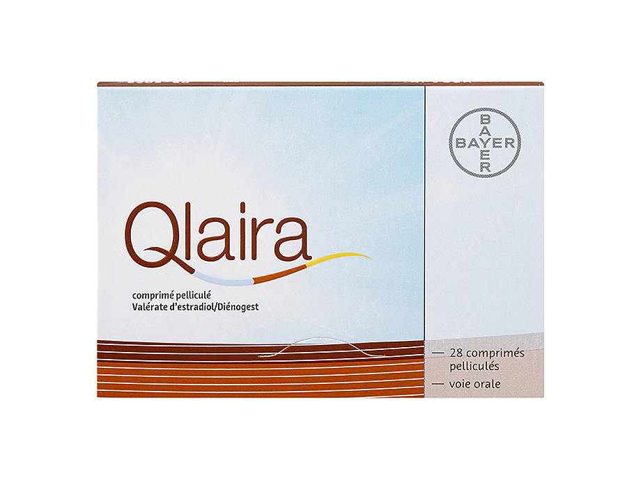 Pilule Qlaira : utilisation, génération, ordonnance | Zava
