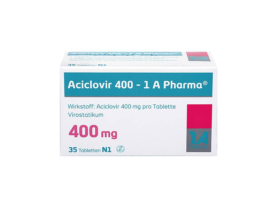 Aciclovir 800 tabletten erfahrungen