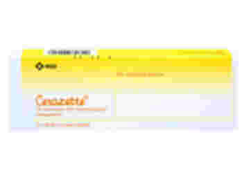 Pack of 84 Cerazette 75µg desogestrel film-coated tablets